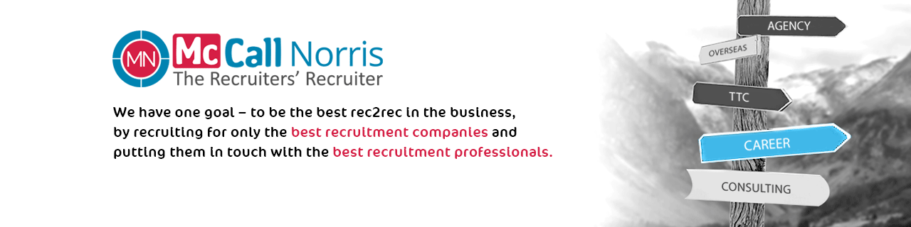 Leading Recruiter2Recruiter Employment Agency   McCall Norris